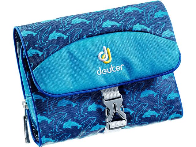 Deuter Wash Bag Sac de rangement Enfant, ocean